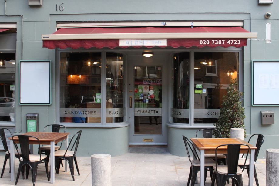 Albertini Restaurant London